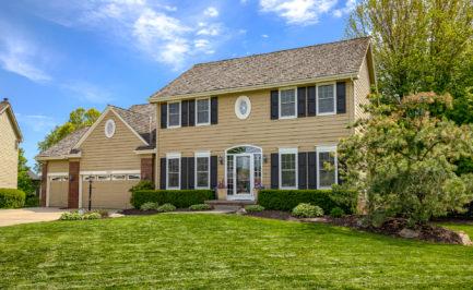 The Ridges homes for sale, Omaha, Nebraska, Elkhorn School District, 4 bedroom, 4 bathroom, 3 car garage, traditional style, beautiful home
