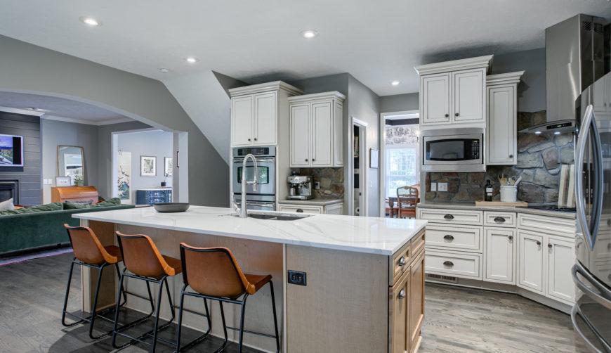 The Ridges homes for sale, Omaha, Nebraska, Elkhorn School District, 4 bedroom, 4 bathroom, 3 car garage, designer kitchen
