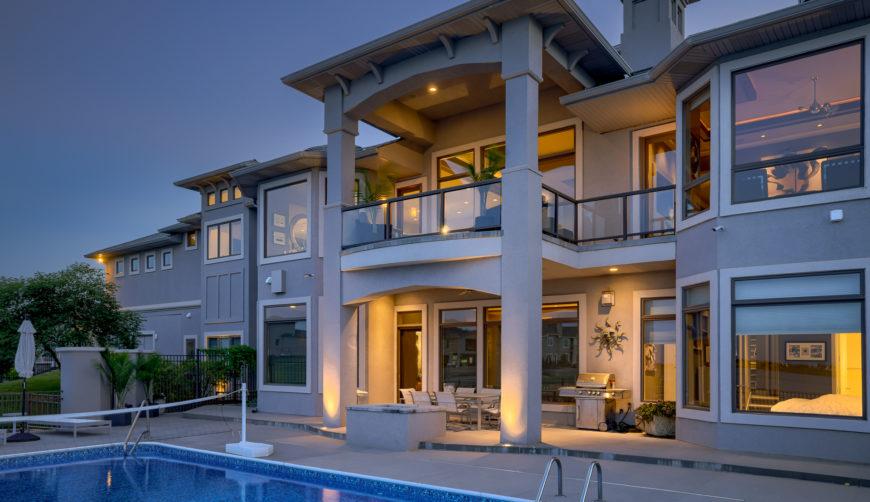 Home architecture masterpiece