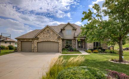 Newport Landing homes for sale, Bennington Lake, Omaha, Nebraska, The Key Group Listings
