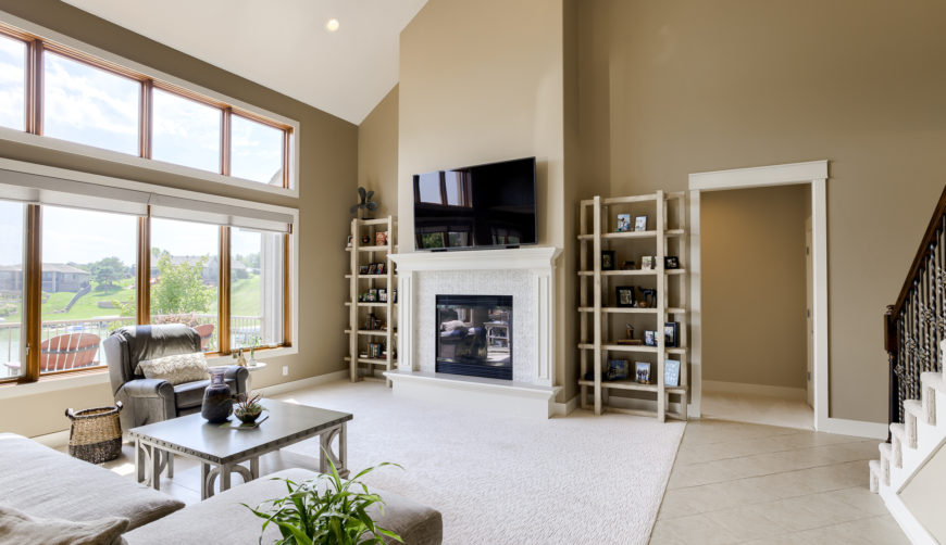 Homes for sale on Bennington Lake, Omaha, Nebraska