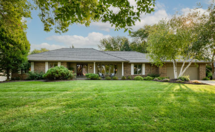 Sprawling Regency Ranch home for sale